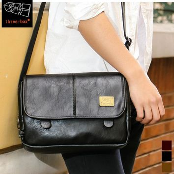 One Shoulder Korean Messenger Bags [47755100172]