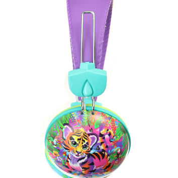 LISA FRANK TIGER HEADPHONES - Default Title