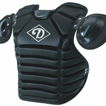 Diamond DCP-U Lite Umpire Chest Protector - Black