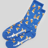 The Hundreds Yum Yum Pizza Socks | Size?