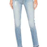 GRLFRND Naomi High-Rise Stretch Jean in Love to Love You, Baby