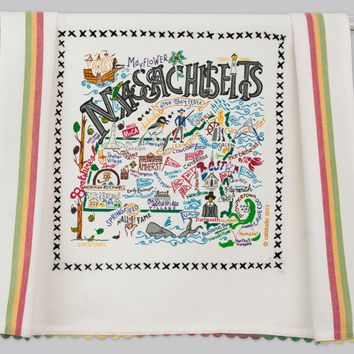 catstudio - Massachusetts Kitchen Towel