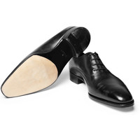 John Lobb - Prestige Becketts Leather Oxford Shoes | MR PORTER