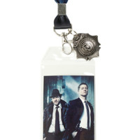 DC Comics Gotham Property Of GCPD Lanyard