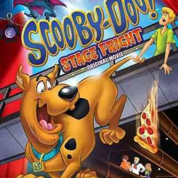 Scooby-Doo-Stage Fright (Dvd/Ff)