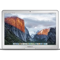 "Apple - MacBook Air® (Latest Model) - 13.3"" Display - Intel Core i5 - 8GB Memory - 128GB Flash Storage - Silver"