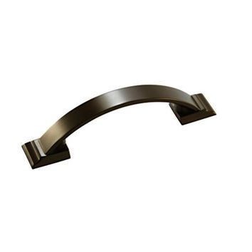 Amerock BP29349CBZ Candler 3 in (76 mm) Center-to-Center Caramel Bronze Cabinet Pull