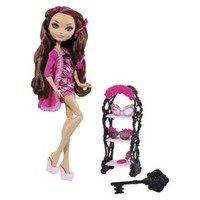 Ever After High Getting Fairest Briar Beauty Doll & Accessory