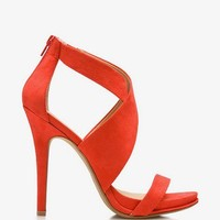 Crisscross Stiletto Sandals | FOREVER 21 - 2026621539