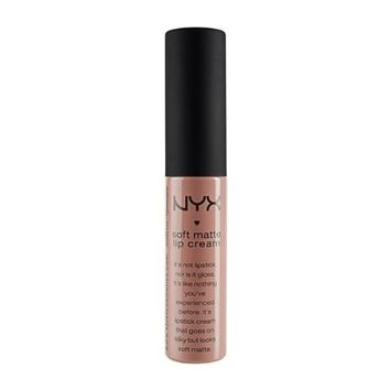 NYX Soft Matte Lip Cream,SMLC04 London: Amazon.ca: Beauty