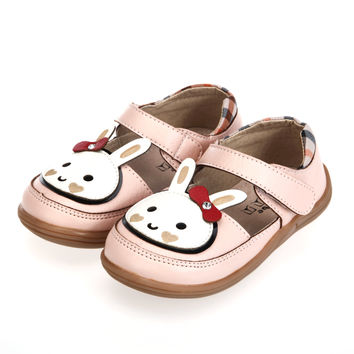 Korean Summer Leather Baby Shoes [4918309636]