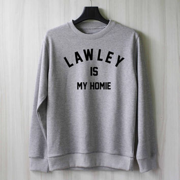 Kian Lawley is My Homie Sweatshirt Sweater Shirt – Size XS S M L XL