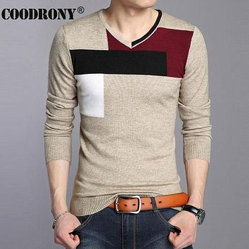 High Quality Autumn Winter Soft Warm Knitted Cashmere Sweater Men Christmas Sweater