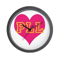 Pretty Little Liars Wall Clock on CafePress.com