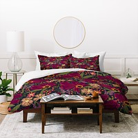 Joy Laforme Anemone Fable Duvet Cover