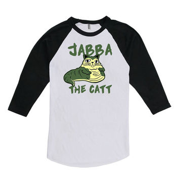 Funny Cat TShirt Movie Shirt Kitten Shirt Cat Clothing Kitty T Shirt Meow Shirt 3/4 Sleeve T Shirt American Apparel Unisex Raglan WT-313