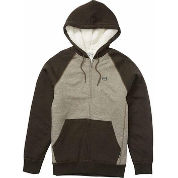 Billabong Balance Sherpa Men's Zip Hoodie