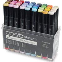 Copic Sketch Marker Anniversary Set - BLICK art materials