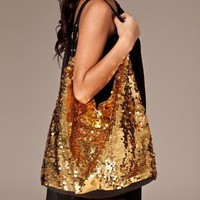 Rose Bag - Dixie - Guld - V?skor - Accessoarer - NELLY.COM Mode online p? n?tet