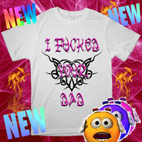 DADDYS GURL TRIBAL club kid rave T shirt