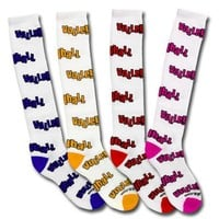 Word Up Volleyball Socks