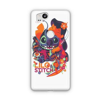 Lilo Stitch Google Pixel 3 XL Case | Casefantasy