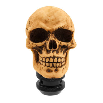 Shift Knob Skull, Racing Auto Universal Jeep Subaru Honda Fit Shift Knob Manual