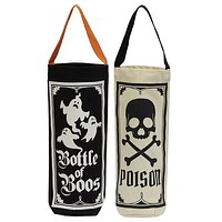 Spooky Wine Bags (sold separately)