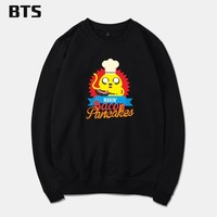 BTS Adventure Time Hoodies Men Creative Hot Sale Sweatshirt Men Brand High Quality New Hipster Brand Mens Sweatshirts Hoodie