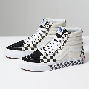 Checker Sidewall SK8-Hi | Shop At Vans