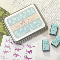 Tinker Bell Stamp Set