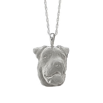 Personalized 3D Pet Face Pendant | Dog Portraits, Pet Memorials