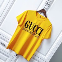NEW 100% Authentic gucci women t shirt ♀014