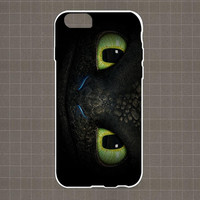 How To Train Your Dragon Toothless 3D iPhone 4/4S, 5/5S, 5C Series Hard Plastic Case