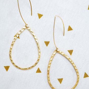 The Roquelle Earring - Gold
