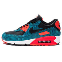NIKE AIR MAX 90 ANNIVERSARY - DUSTY CACTUS/INFRARED/WHITE/BLACK | Undefeated
