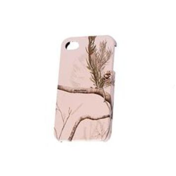 OMP iPhone 4 Case by Countryside w/Soft Touch/Realtree Pink