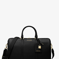 Jet Set Travel Large Leather Weekender | Michael Kors