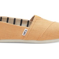 ORANGE MIST HERITAGE CANVAS WOMEN'S CLASSICS