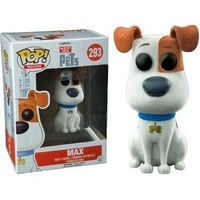 REPLACEMENT - FUNKO POP! MAX (FLOCKED)