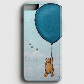 Winnie The Pooh Balloon Fly In Sky iPhone 6 Plus/6S Plus Case | casescraft