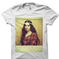 LANA DEL REY PORTRAIT T-SHIRT LANA DEL REY CONCERT SHIRTS LANA DEL REY TICKETS HIPPY SHIRTS BIRTHDAY GIFTS CHEAP SHIRTS TRENDY FASHIONS