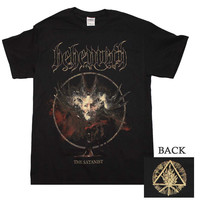 Behemoth The Satanist Cover Art T-Shirt Officially Licensed