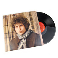 Bob Dylan: Blonde On Blonde Vinyl (Mono) 2LP