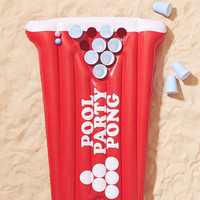GIANT RED CUP PARTY PONG POOL FLOAT