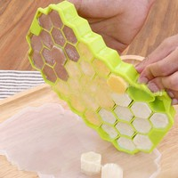 3 Types Eco-Friendly Cavity Silicone Ice Cube Tray Mini Ice Cubes Small Square Mold Ice Maker New