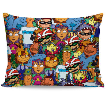 Rocket Power Pillow Case
