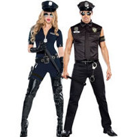 Cop Couples Costumes- Party City