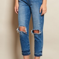 Authentic Tint Heritage Mom Jean