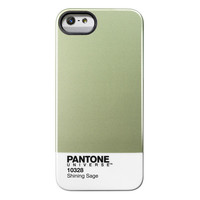 PANTONE SAGE IPHONE CASE